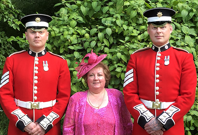 Broadstone Christian Nursery Garden Party at Buckingham Palace photo